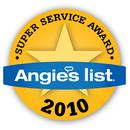 2010 Angie's List Super Service Award Winner Kathy's Shade Shop, llc